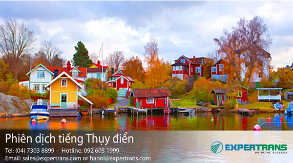 dich tieng thuy dien